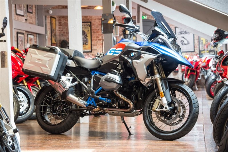 used BMW R1200GS RALLYE IMMACULATE CONDITION ONLY 900 MILES in sheffield-for-sale