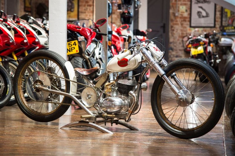 used BSA  NAVIGATOR SHOW WINNING CUSTOM BUILD in sheffield-for-sale