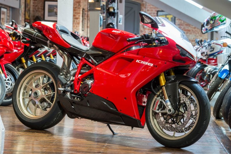 used Ducati 1098 R RARE INVESTMENT OPPORTUNITY in sheffield-for-sale