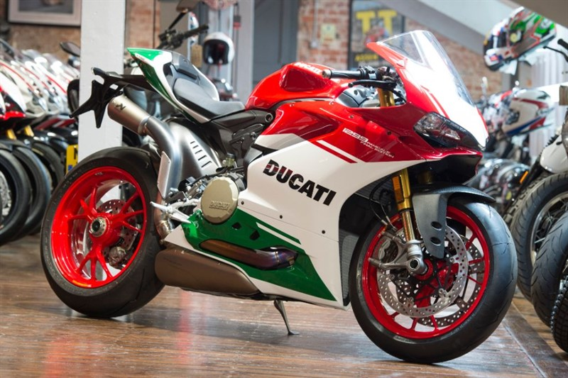 used Ducati 1299 Panigale FINAL EDITION BRAND NEW CHOICE OF TWO in sheffield-for-sale