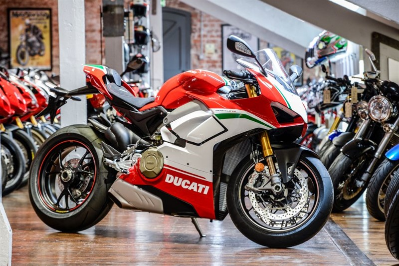 used Ducati  PANIGALE V4 SPECIALE BRAND NEW in sheffield-for-sale