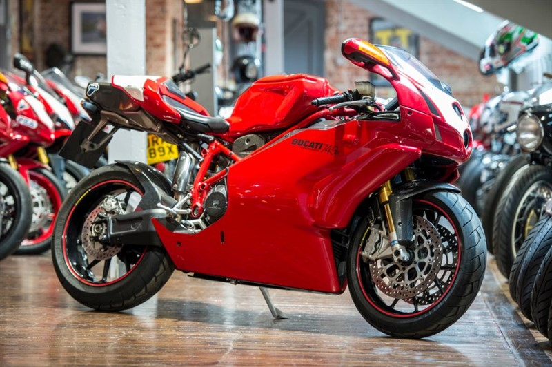 used Ducati 749 R STUNNING EXAMPLE in sheffield-for-sale