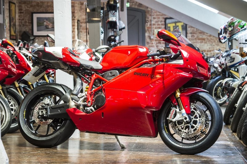 used Ducati 749 R LOW MILEAGE EXAMPLE in sheffield-for-sale