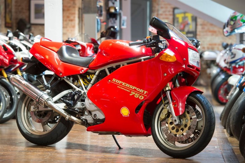 used Ducati 750 SS PX TOO GOOD TO TRADE in sheffield-for-sale