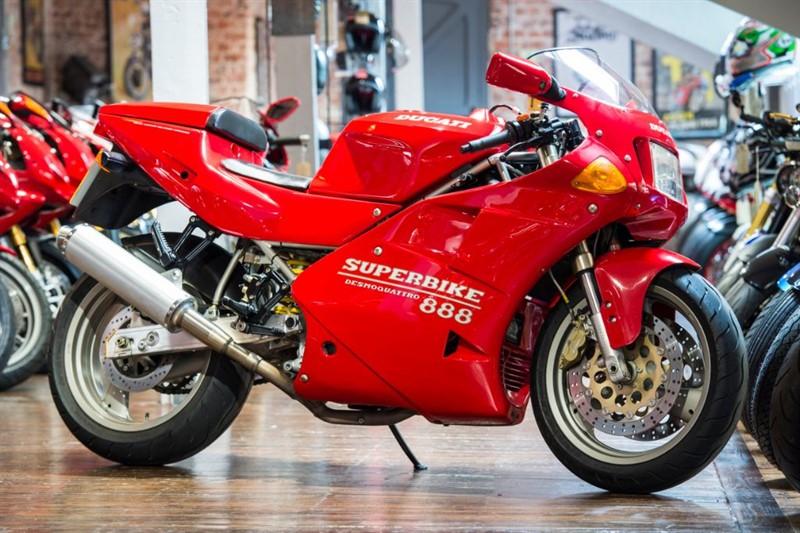 used Ducati 888 STRADA in sheffield-for-sale