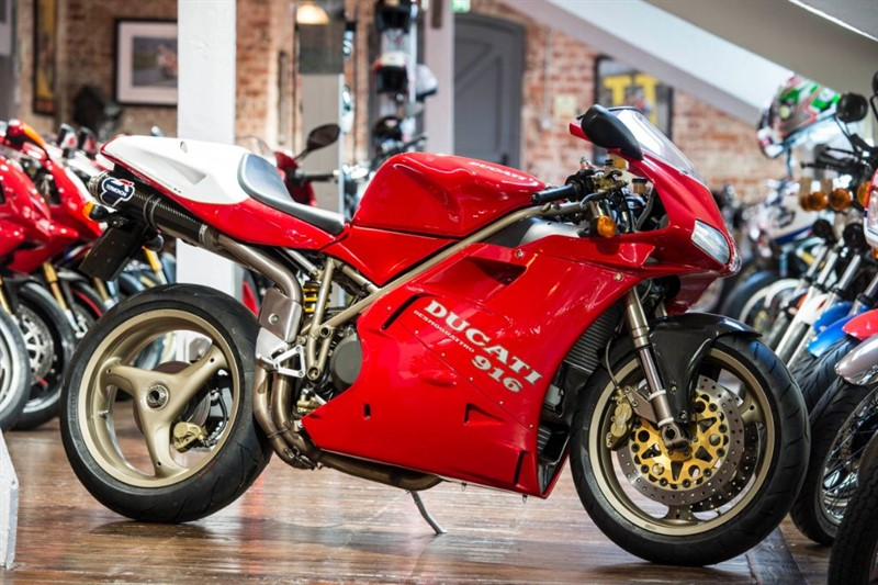 used Ducati 916 SP3 RARE INVESTMENT OPPORTUNITY in sheffield-for-sale
