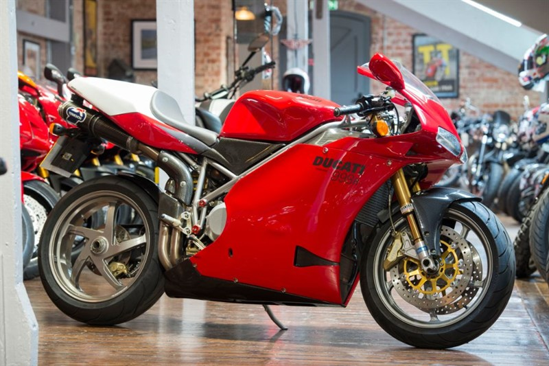 used Ducati 998 R Super Rare NUMBER 381 OF 700 in sheffield-for-sale
