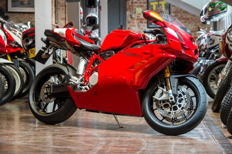 used Ducati 999 R ONE FOR THE COLLECTOR in sheffield-for-sale