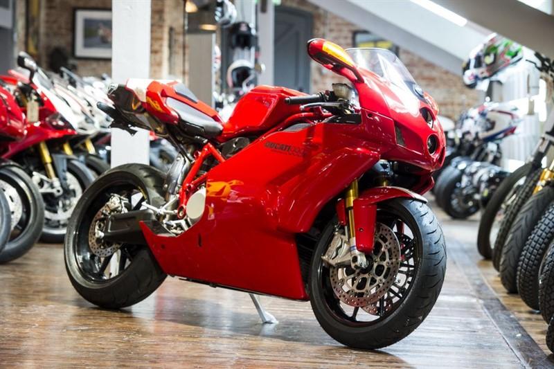 used Ducati 999 R ORIGINAL LOW MILEAGE in sheffield-for-sale