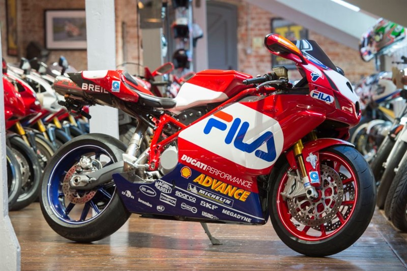 used Ducati 999 R FILA REPLICA NO: 165  in sheffield-for-sale