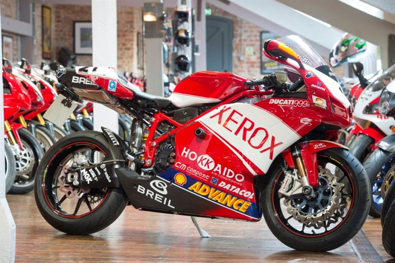 used Ducati 999 999R XEROX LTD EDITION NO 85 in sheffield-for-sale