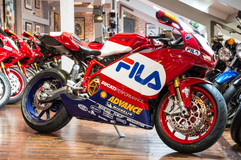 used Ducati 999 R FILA REPLICA NO: 069 in sheffield-for-sale