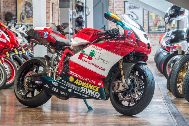 used Ducati 999 S JHP SPECIAL in sheffield-for-sale