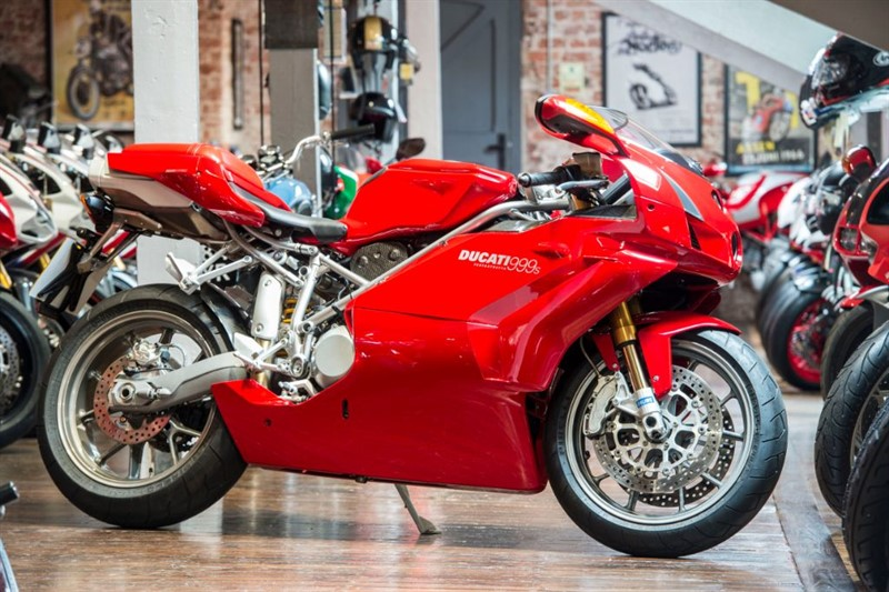 used Ducati 999 S RARE EXAMPLE  in sheffield-for-sale