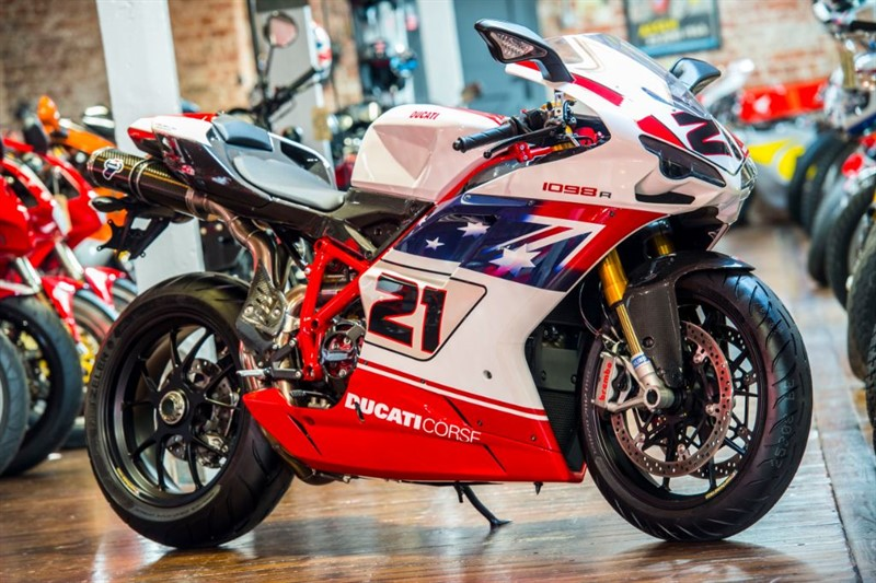 used Ducati  1098R TROY BAYLISS NO 341 OF 500 BUILD in sheffield-for-sale