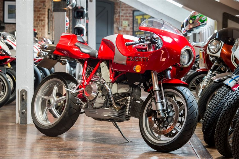 used Ducati  MH900E EVOLUZIONE INVESTMENT OPPORTUNITY in sheffield-for-sale