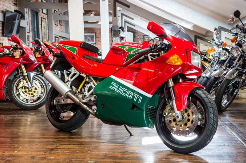 used Ducati 888 Mike Hailwood Replica in sheffield-for-sale