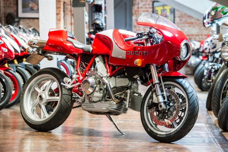 used Ducati  MH900E EVOLUZIONE in sheffield-for-sale
