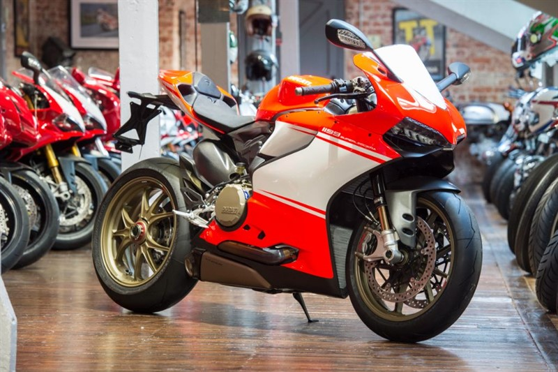 used Ducati Superleggera BRAND NEW - FACTORY UN-NUMBERED - ZERO MILES  in sheffield-for-sale