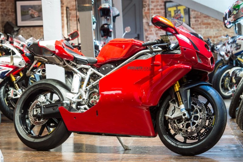 used Ducati  999 R  STUNNING CONDITION VERY LOW MILEAGE in sheffield-for-sale
