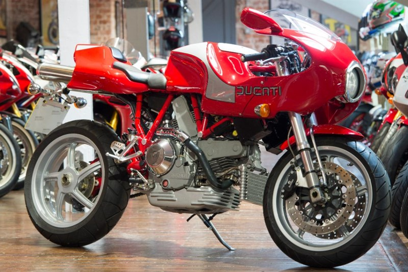 used Ducati  MH 900 Evoluzione BRAND NEW in sheffield-for-sale
