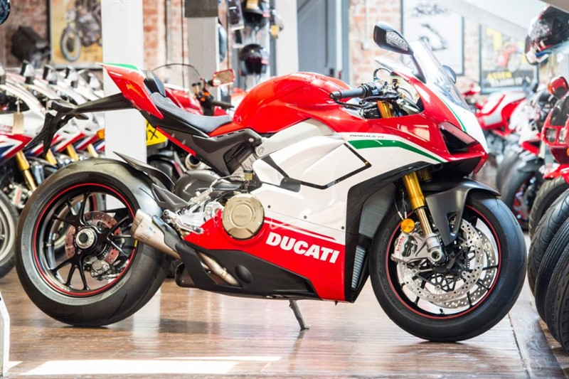 used Ducati  V4 SPECIALE BRAND NEW LAST ONE in sheffield-for-sale