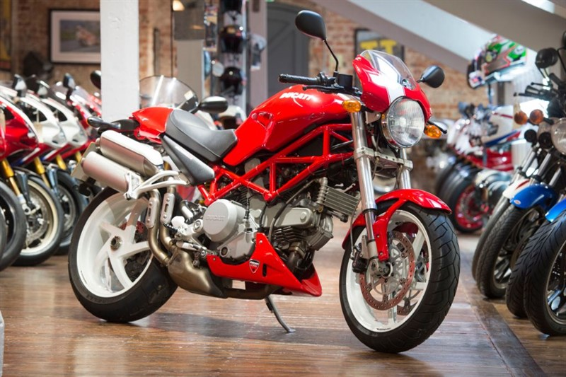 used Ducati Monster S2R LOW MILES in sheffield-for-sale