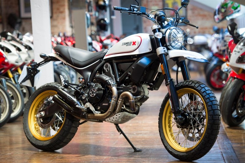 used Ducati  SCRAMBLER DESERT SLED in sheffield-for-sale