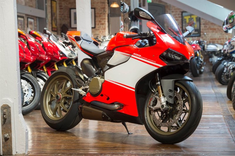 used Ducati Superleggera SUPERLEGGERA.. No 357 OF 500 LIMITED BUILD in sheffield-for-sale