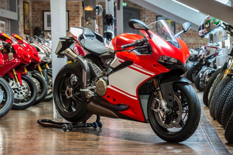 used Ducati Superleggera 1299 BRAND NEW NO. 207 in sheffield-for-sale