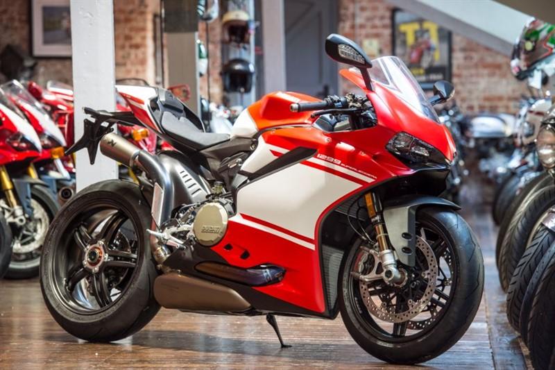 used Ducati Superleggera 1299 BRAND NEW NO. 446/500 in sheffield-for-sale