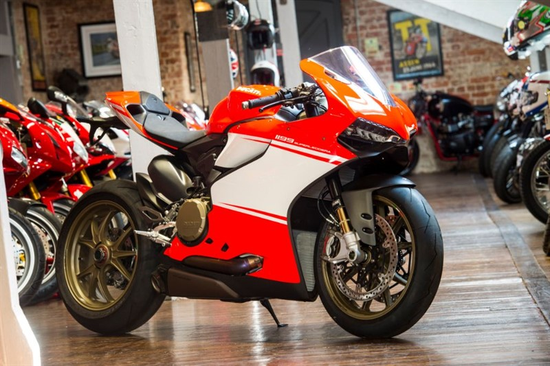 used Ducati Superleggera BRAND NEW NO.200/500 in sheffield-for-sale