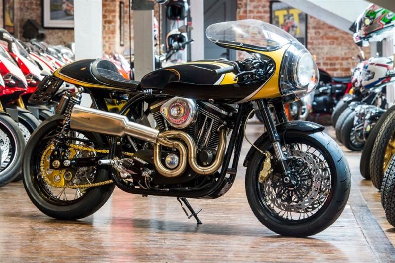 used Harley-Davidson  HARTON CR1200 BLACK KNIGHT  in sheffield-for-sale