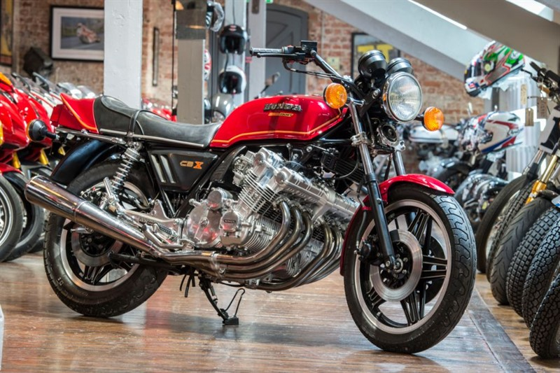 used Honda  CBX 1000 STUNNING EXAMPLE  in sheffield-for-sale