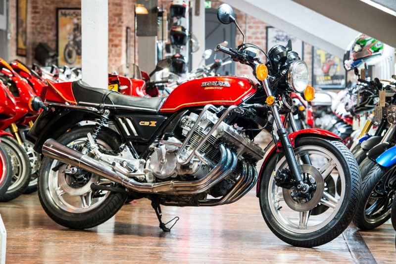 used Honda CBX 1000 EXCELLENT ONE OWNER EXAMPLE in sheffield-for-sale