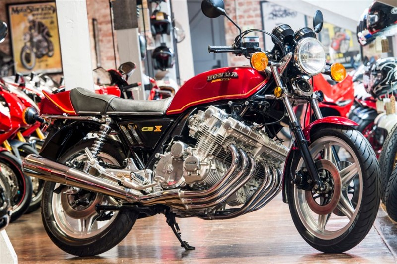 used Honda CBX 1000 STUNNING RESTORED EXAMPLE in sheffield-for-sale