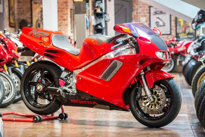 used Honda NR750 THE ULTIMATE INVESTMENT OPPORTUNITY in sheffield-for-sale