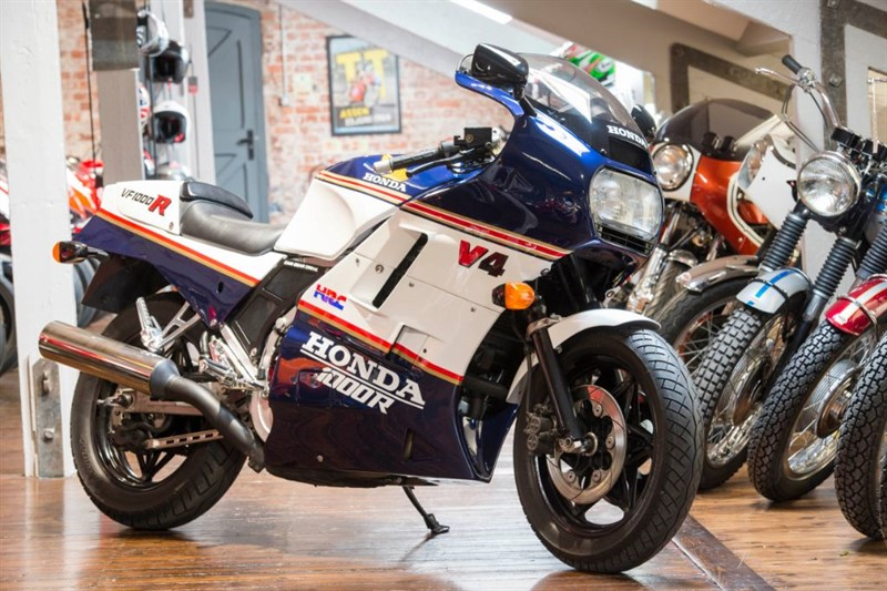 used Honda VF1000 RG ROTHMANS in sheffield-for-sale
