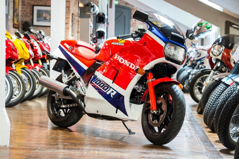 used Honda VF1000 RE HRC TEAM  in sheffield-for-sale