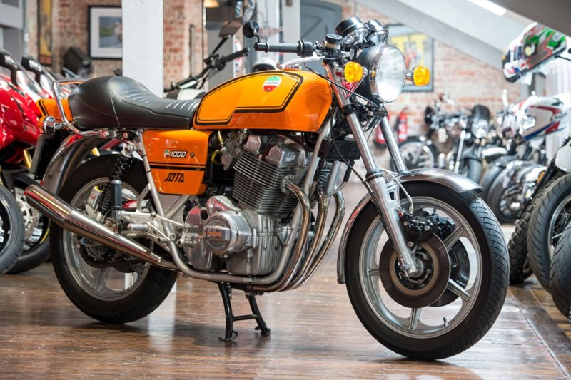 used Laverda  JOTA ICONIC ITALIAN CLASSIC  in sheffield-for-sale