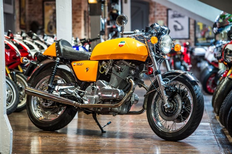 used Laverda 750 SF ICONIC ITALIAN CLASSIC in sheffield-for-sale