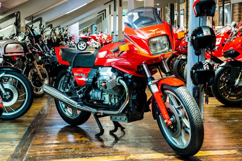 used Moto Guzzi  LE MANS MK 3 - A GREAT ITALIAN CLASSIC in sheffield-for-sale