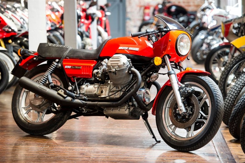 used Moto Guzzi  850 LE MANS MK 1 STUNNING CONDITION in sheffield-for-sale