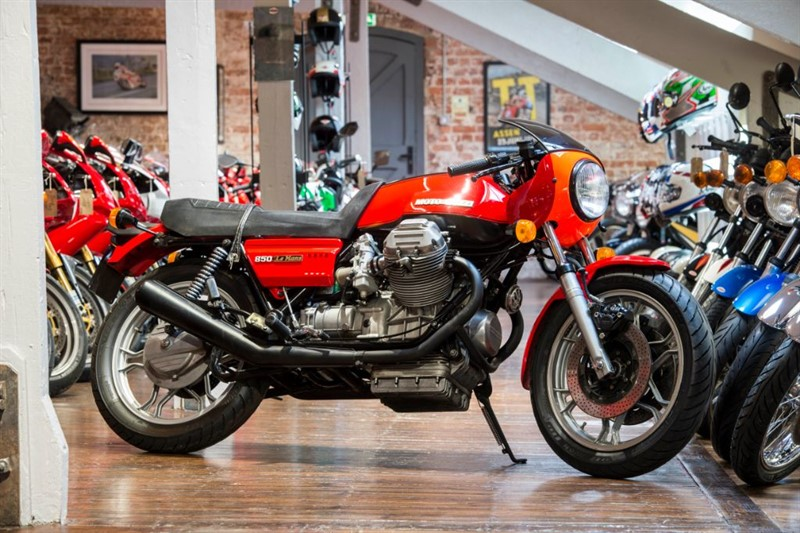 used Moto Guzzi Le Mans MK 1 EXCELLENT EXAMPLE in sheffield-for-sale