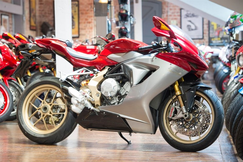 used MV Agusta F3 SERIE ORO NO: 139 OF 200 in sheffield-for-sale