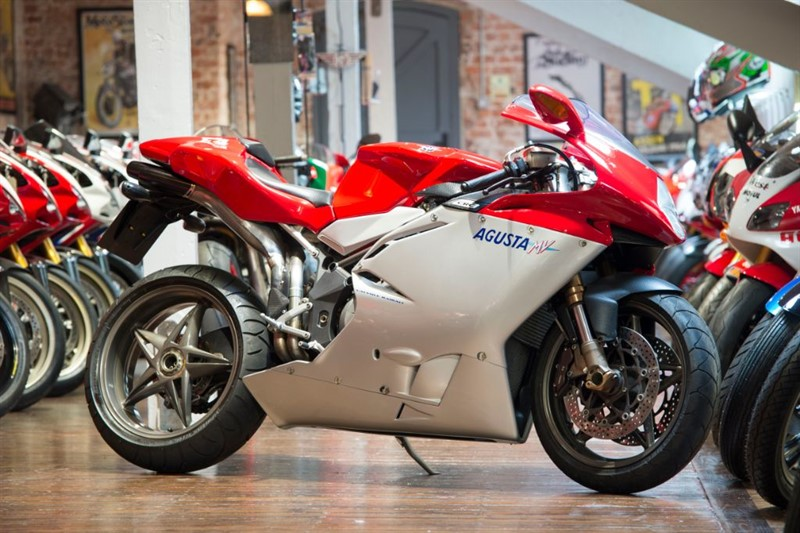 used MV Agusta F4 750 S SUPERB EXAMPLE in sheffield-for-sale