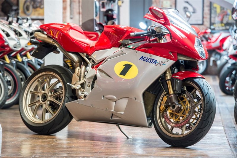 used MV Agusta F4 1000 AGOSTINI NO: 270 OF 300 in sheffield-for-sale