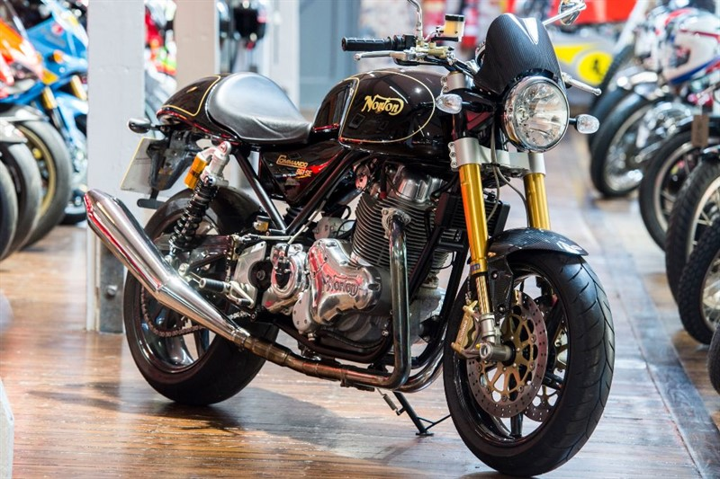 used Norton  COMMANDO  961SE Number 49 of 200 in sheffield-for-sale