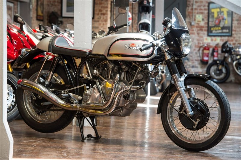 used Norton  NORVIN ...STUNNING HMR BUILT VERY RARE in sheffield-for-sale
