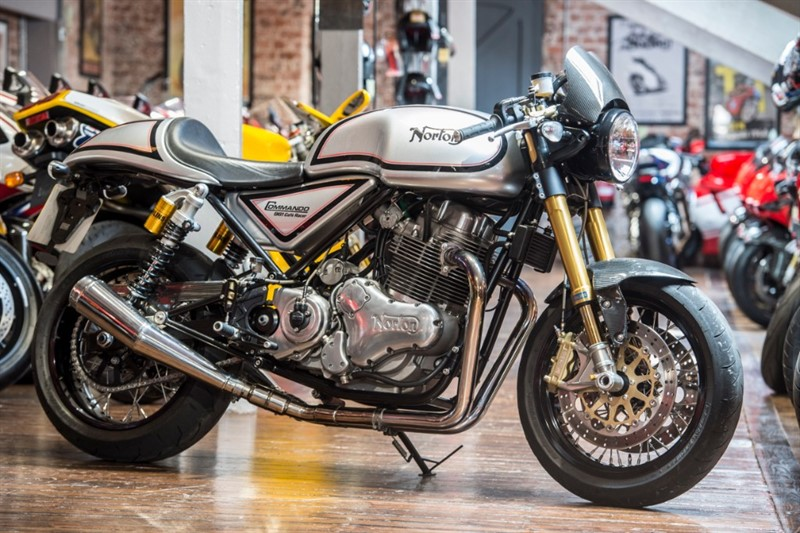 used Norton Commando 961 Cafe Racer in sheffield-for-sale